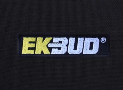 ek-bud haftowany logotyp