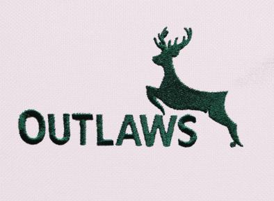 Haft outlaws