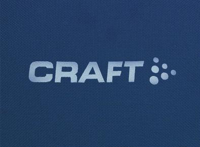 Haft reklamowy firmy Craft