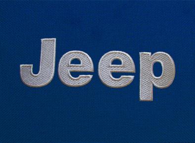 Logo firmy Jeep