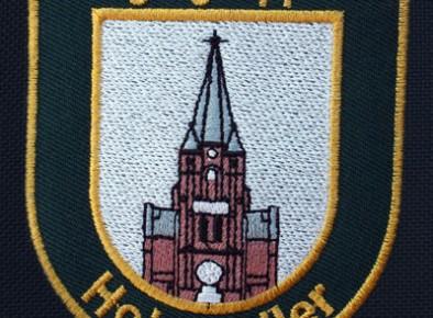 Holzweiler herb mista