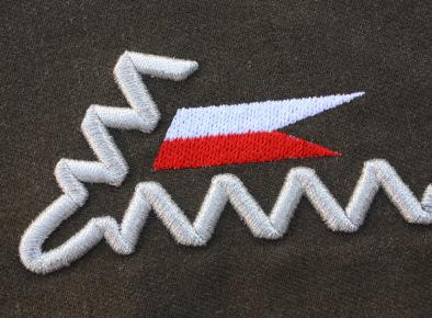 Patka kołnierzowa do munduru wz. 36. 15 Pułku Ułanów Poznańskich okresu II RP