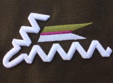 Patka kołnierzowa do munduru wz. 36. 5 Pułku Strzelców Konnych okresu II RP