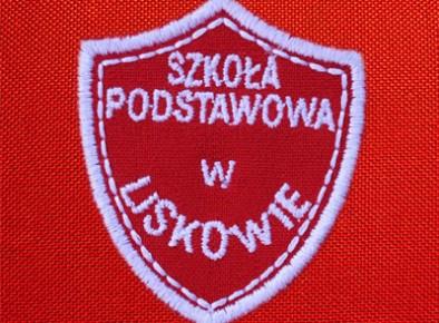 Szkoła Podstawowa w Liskowie tarcza szkolna